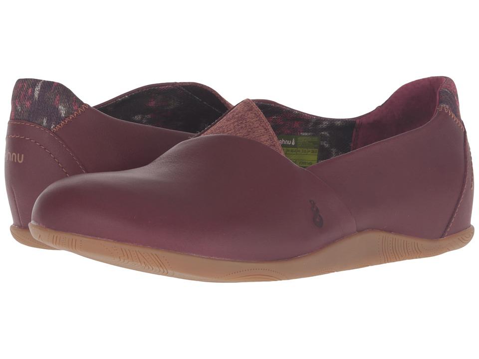 Ahnu - Tola (Merlot) Women's Shoes