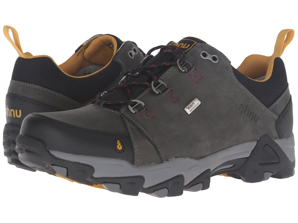 Ahnu - Coburn Low (Steel Grey) Men's Shoes