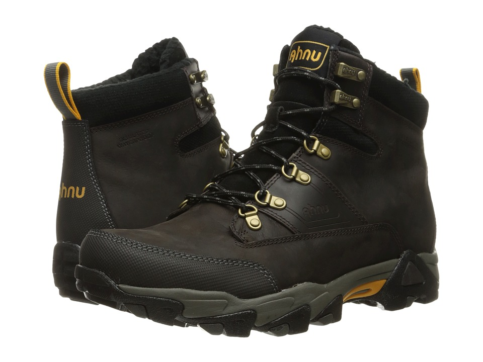 Ahnu - Orion Insulated WP (Cortado) Men's Shoes