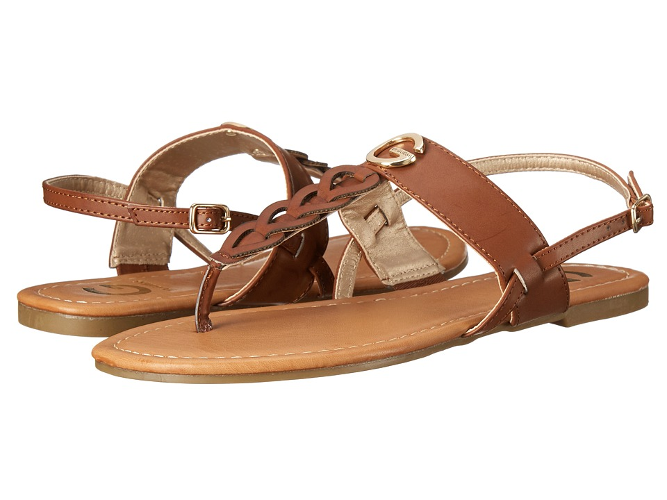 G by GUESS - Lilo (Brown) Women's Shoes