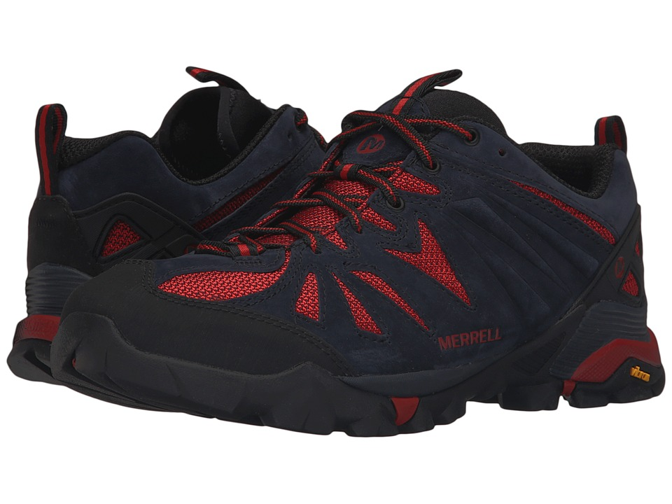 Merrell - Capra (Navy) Men's Shoes