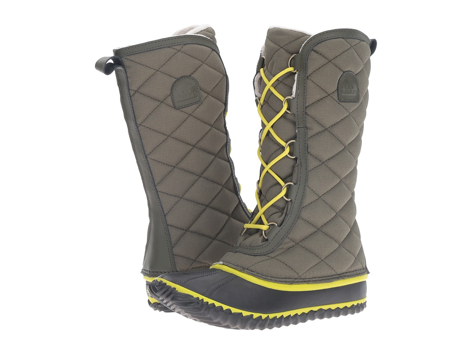 SOREL - Out 'N About Tall (Peatmoss) Women's Cold Weather Boots
