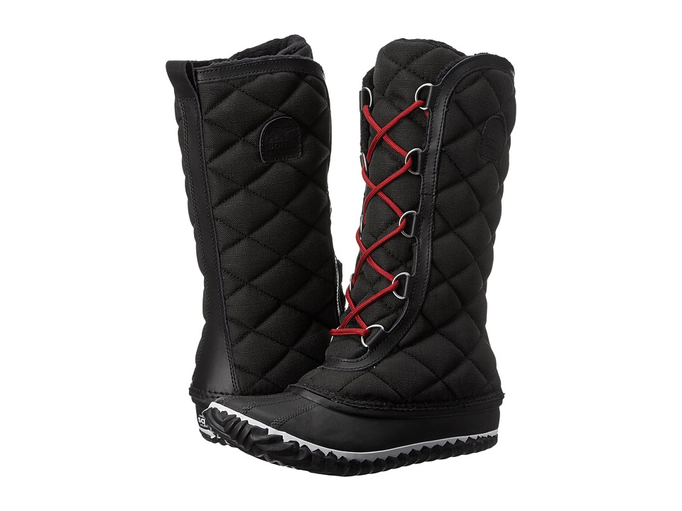 SOREL - Out 'N About Tall (Black) Women's Cold Weather Boots