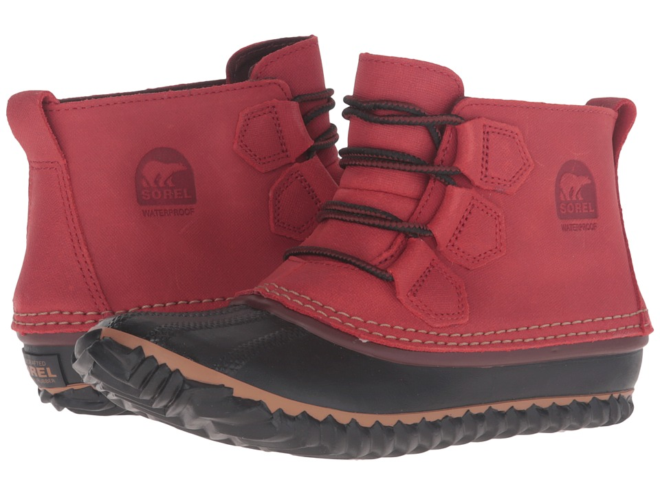 SOREL - Out 'N About Leather (Gypsy) Women's Boots