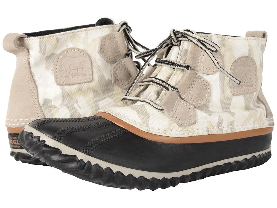 SOREL - Out 'N About CVS (Sea Salt) Women's Waterproof Boots
