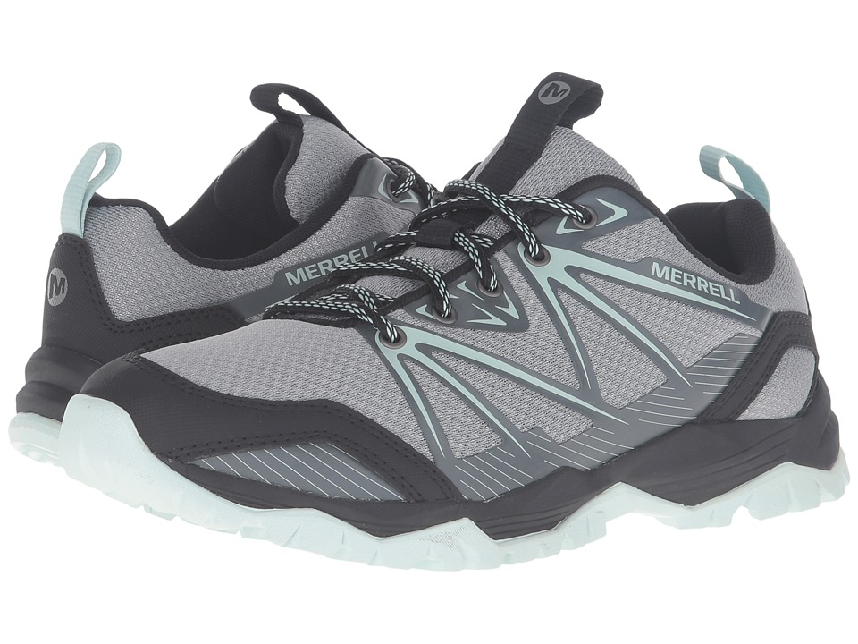 Merrell - Capra Rise (Monument) Women's Lace up casual Shoes