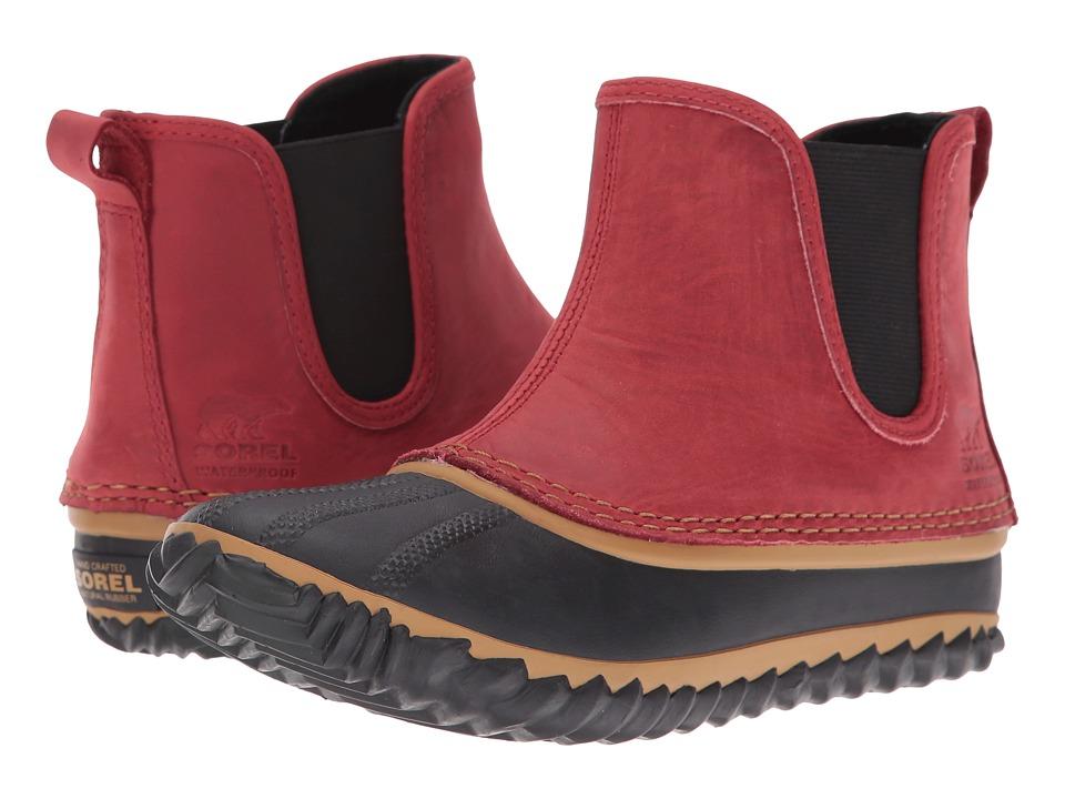 SOREL - Out 'N About Chelsea (Gypsy) Women's Waterproof Boots
