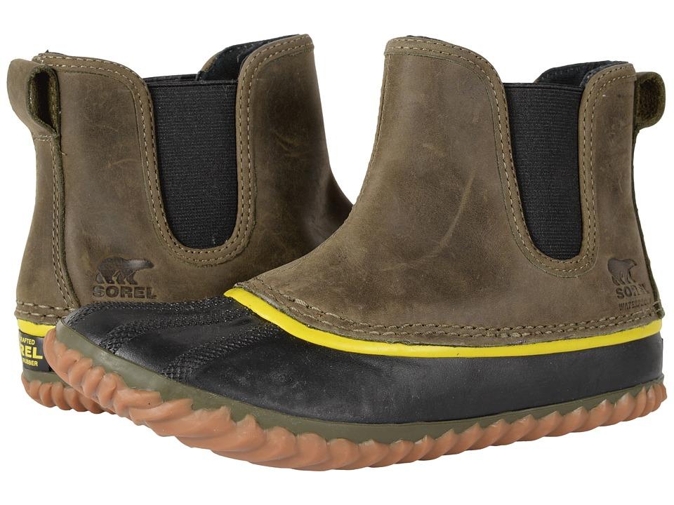 SOREL - Out 'N About Chelsea (Peatmoss) Women's Waterproof Boots