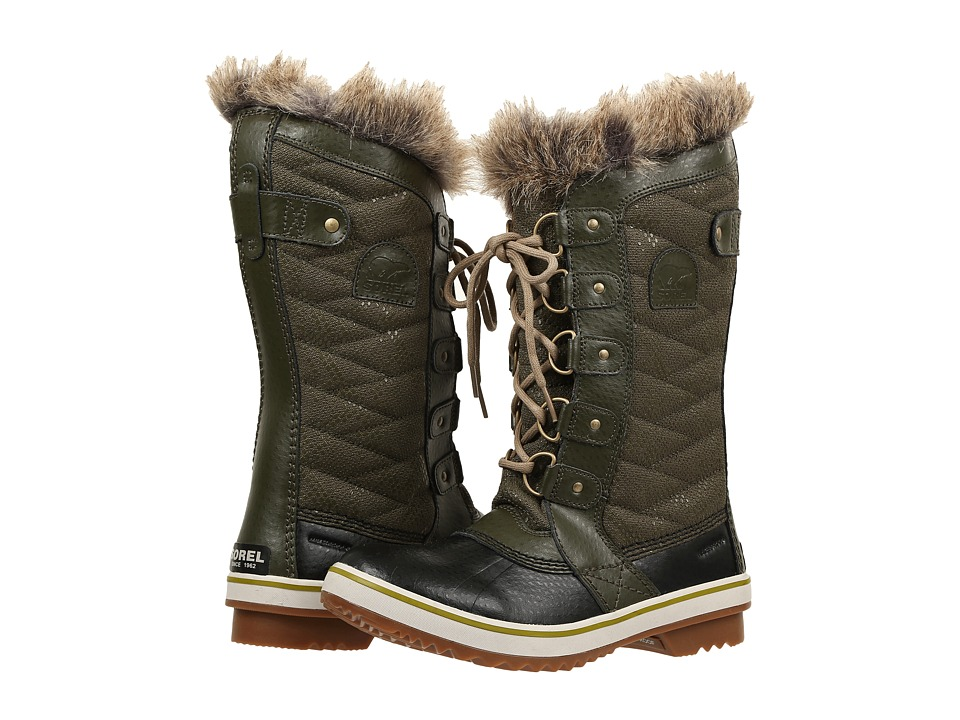 SOREL - Tofino II (Peatmoss) Women's Cold Weather Boots