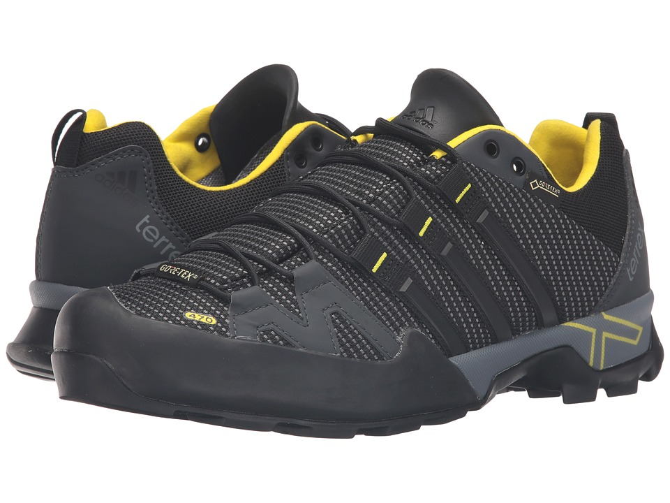 adidas Outdoor - Terrex Scope GTX (Dark Grey/Black/Vista Grey) Men's Shoes