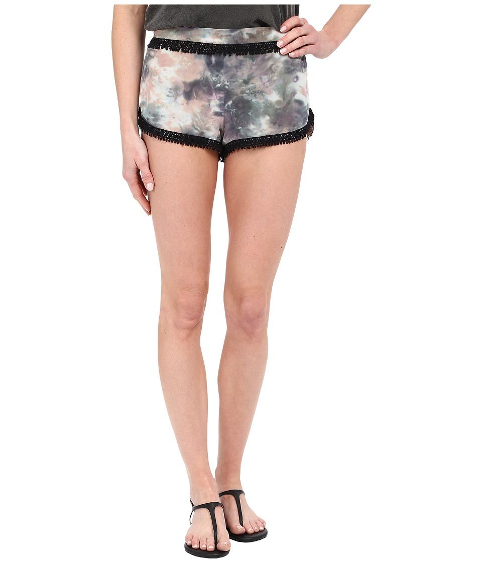 Gypsy05 - Silk Perfect Shorts with Pockets (Volcano) Women's Shorts