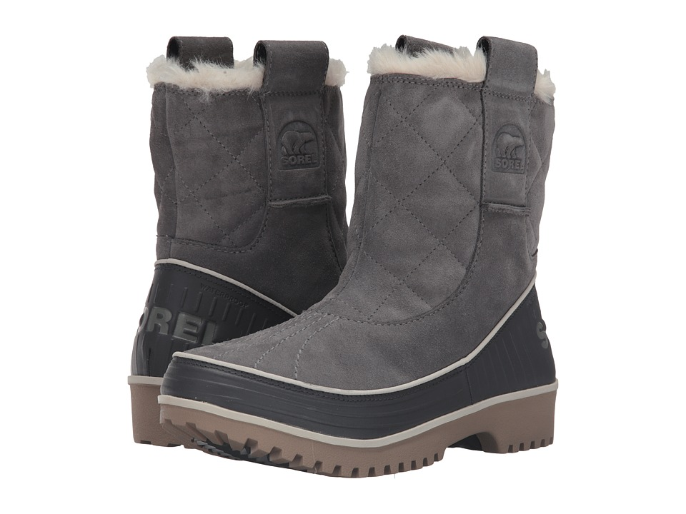 SOREL - Tivoli II Pull-On (Quarry) Women's Cold Weather Boots