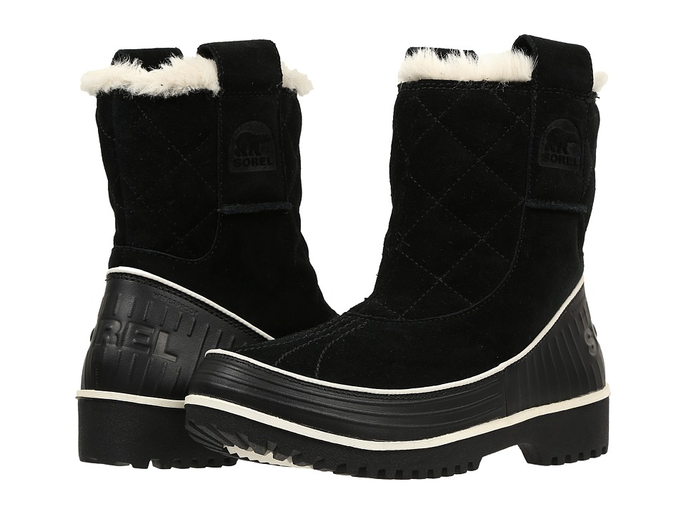 SOREL - Tivoli II Pull-On (Black) Women's Cold Weather Boots