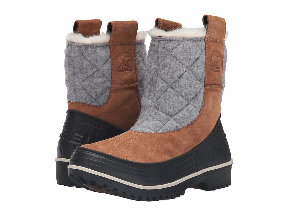 SOREL - Tivoli II Pull-On (Elk) Women's Cold Weather Boots