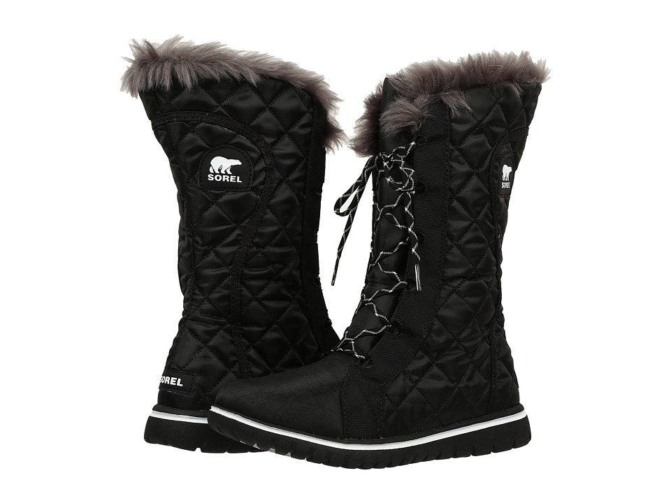SOREL - Cozy Cate (Black) Women's Cold Weather Boots