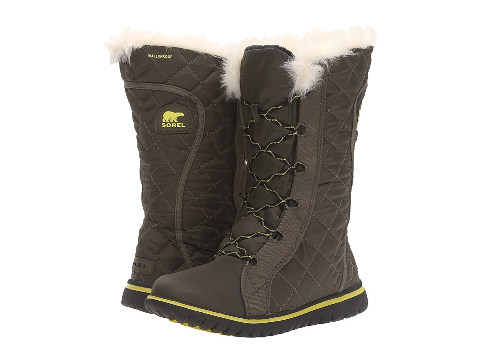 SOREL - Cozy Cate (Peatmoss) Women's Cold Weather Boots