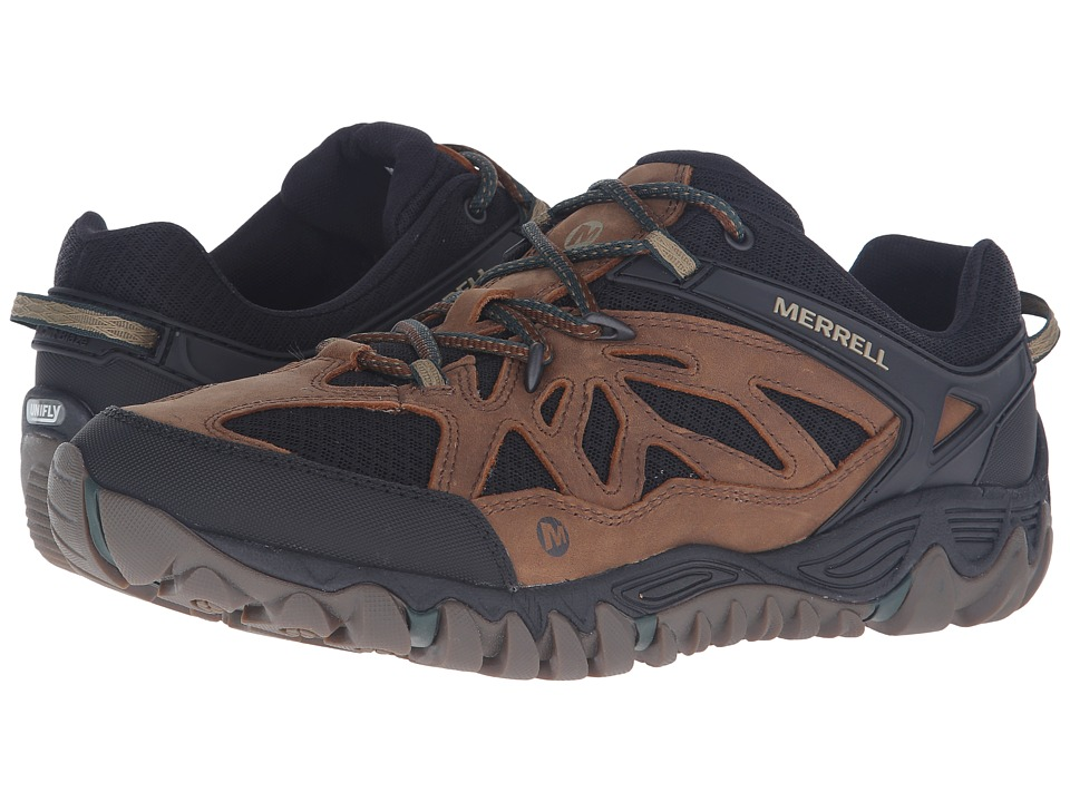 Merrell - All Out Blaze Vent (Merrell Tan) Men's Shoes