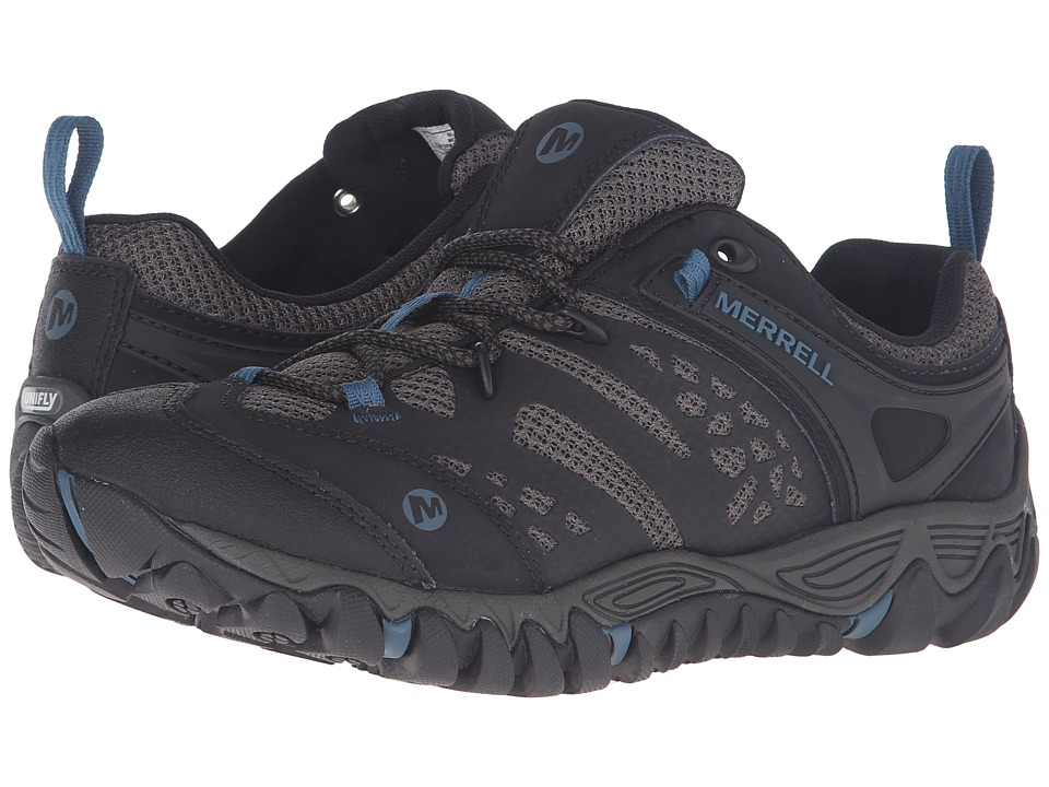 Merrell - All Out Blaze Vent (Black) Women's Shoes