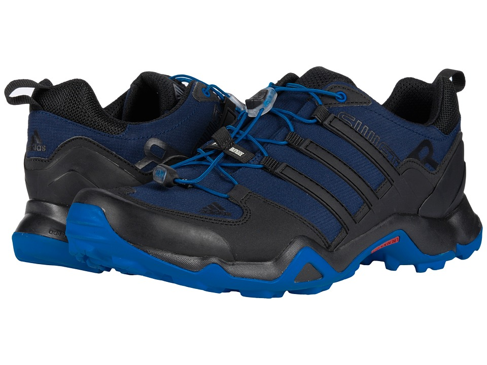 adidas Outdoor - Terrex Swift R (Collegiate Navy/Black/Shock Blue) Men's Shoes