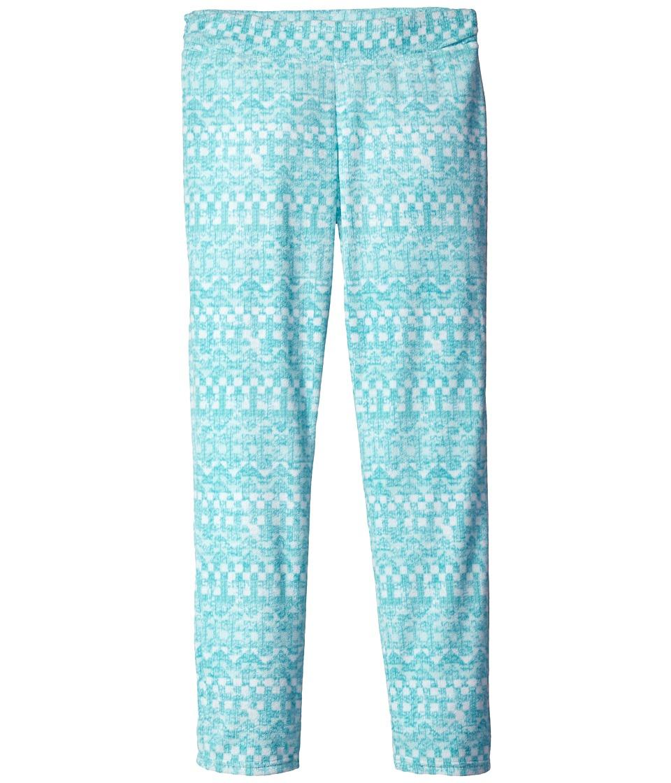 Columbia Kids - Glacial Printed Leggings (Toddler) (Miami Fairisle) Girl's Casual Pants