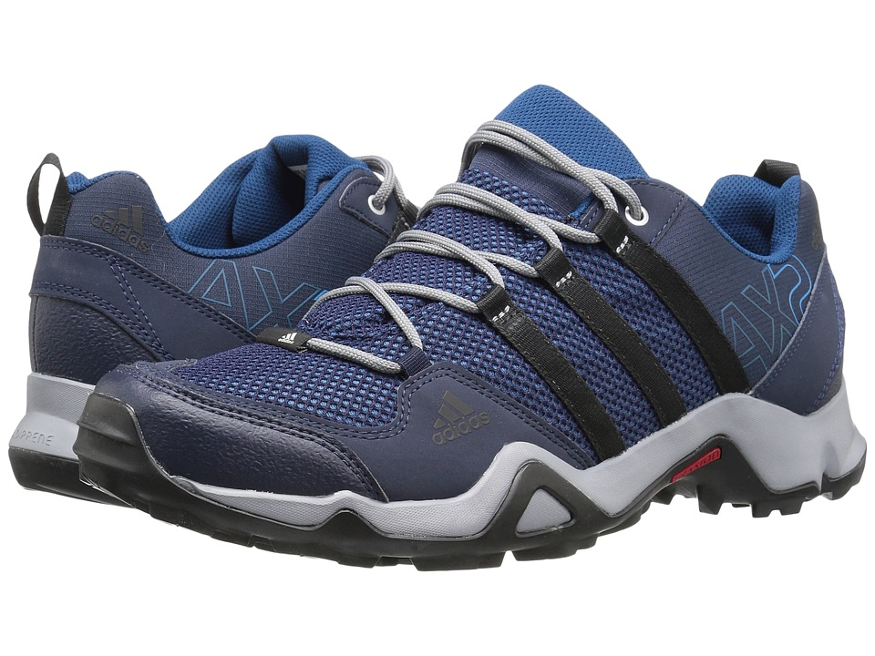 adidas Outdoor AX 2 Collegiate Navy-Black-Tech Steel Mens Shoes