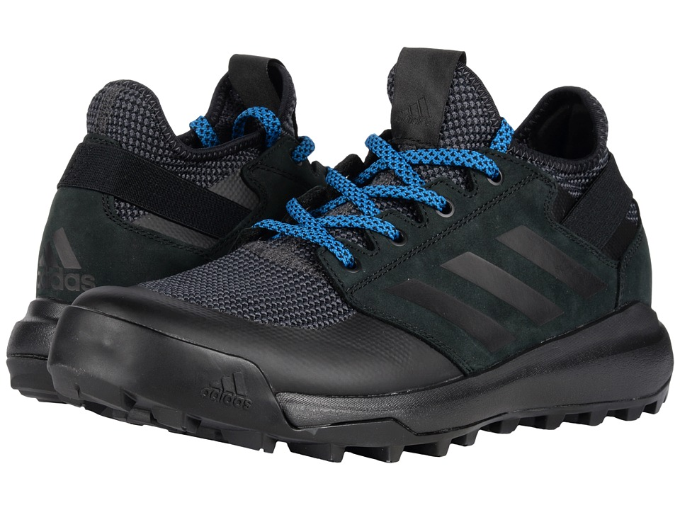 adidas Outdoor - Mountainpitch (Black/Black/Utility Black) Men's Climbing Shoes