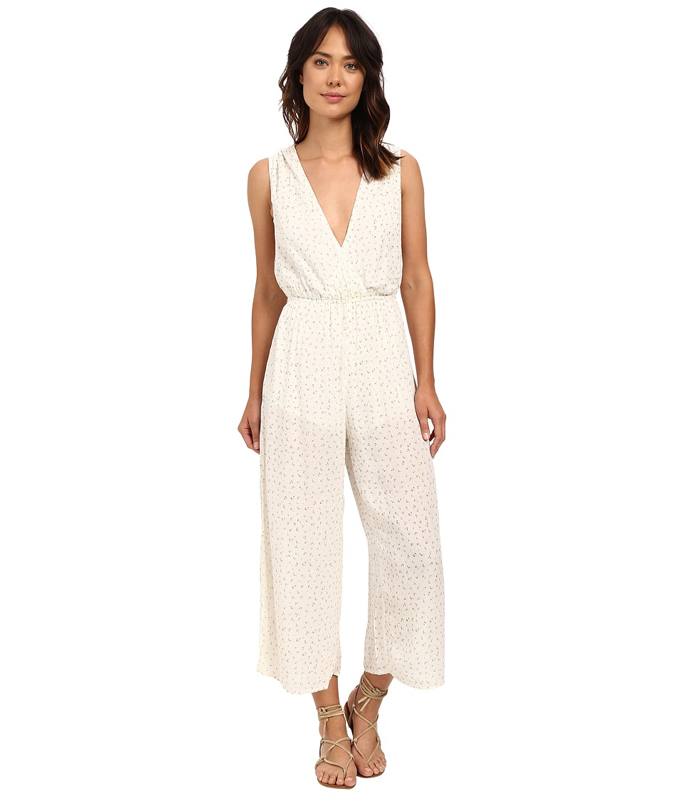 Billabong - Breezy Nights Jumper (White Cap) Women's Jumpsuit & Rompers One Piece