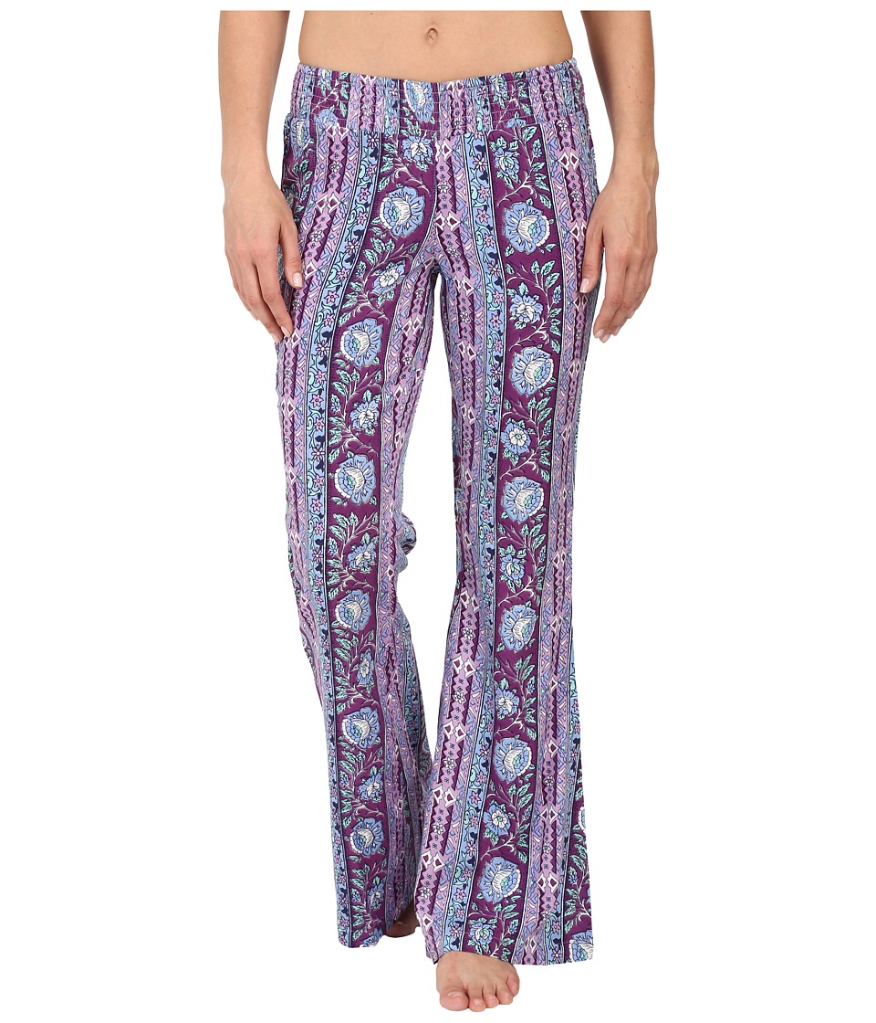 Billabong - Beach Retreat Pants (Deep Plum) Women's Casual Pants