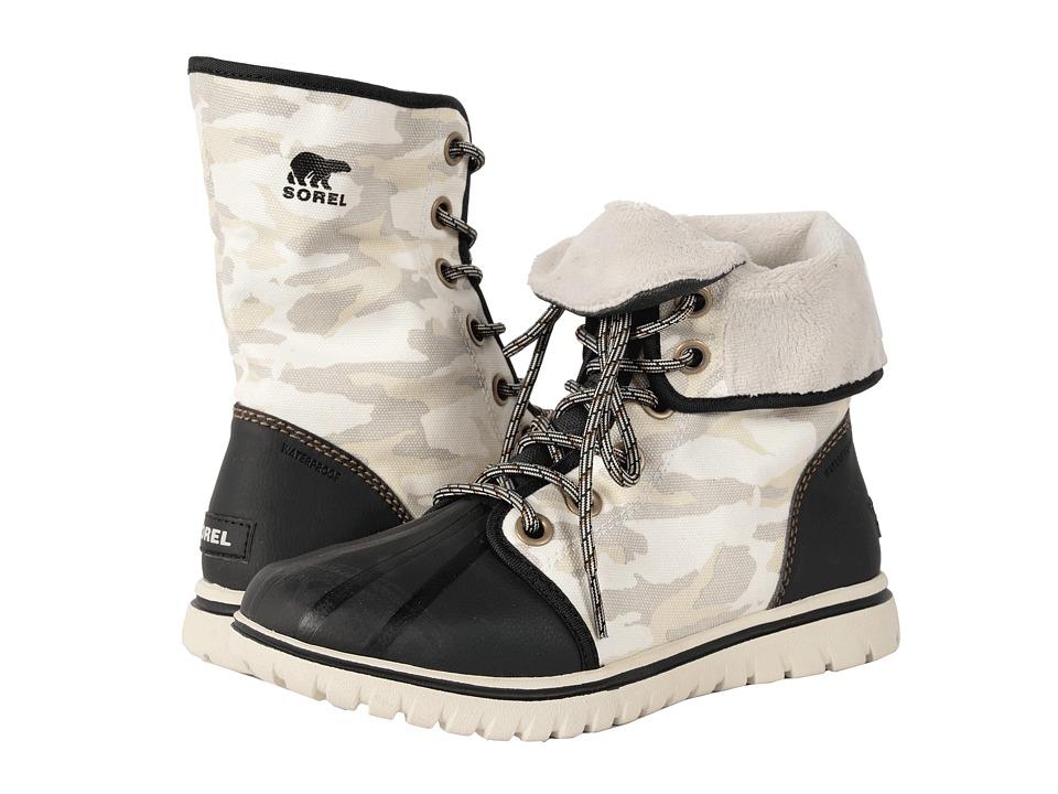 SOREL - Cozy 1964 (Sea Salt) Women's Cold Weather Boots