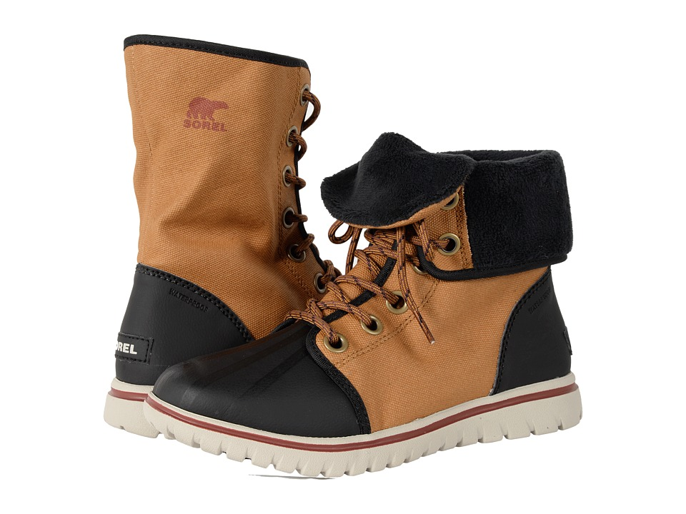 SOREL - Cozy 1964 (Underbrush) Women's Cold Weather Boots