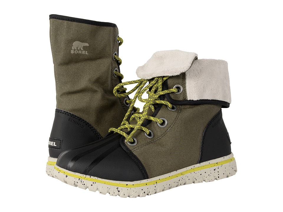 SOREL - Cozy 1964 (Peatmoss) Women's Cold Weather Boots
