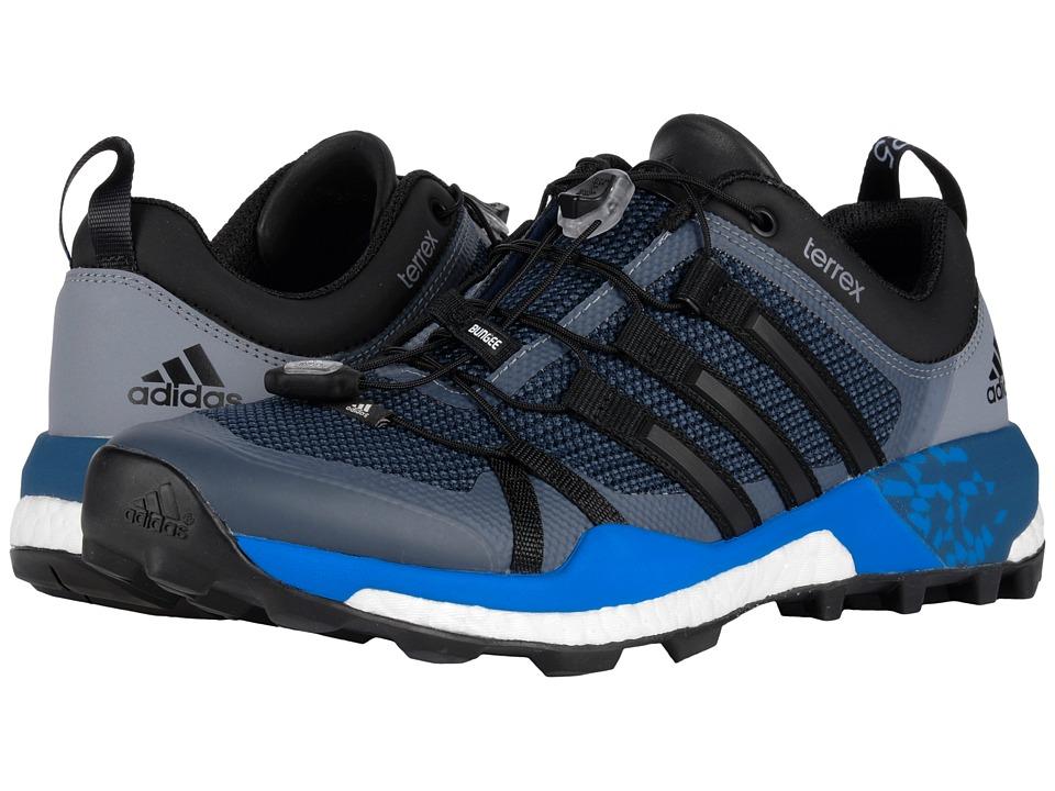 adidas Outdoor Terrex Skychaser Collegiate Navy-Black-Utility Blue Mens Shoes