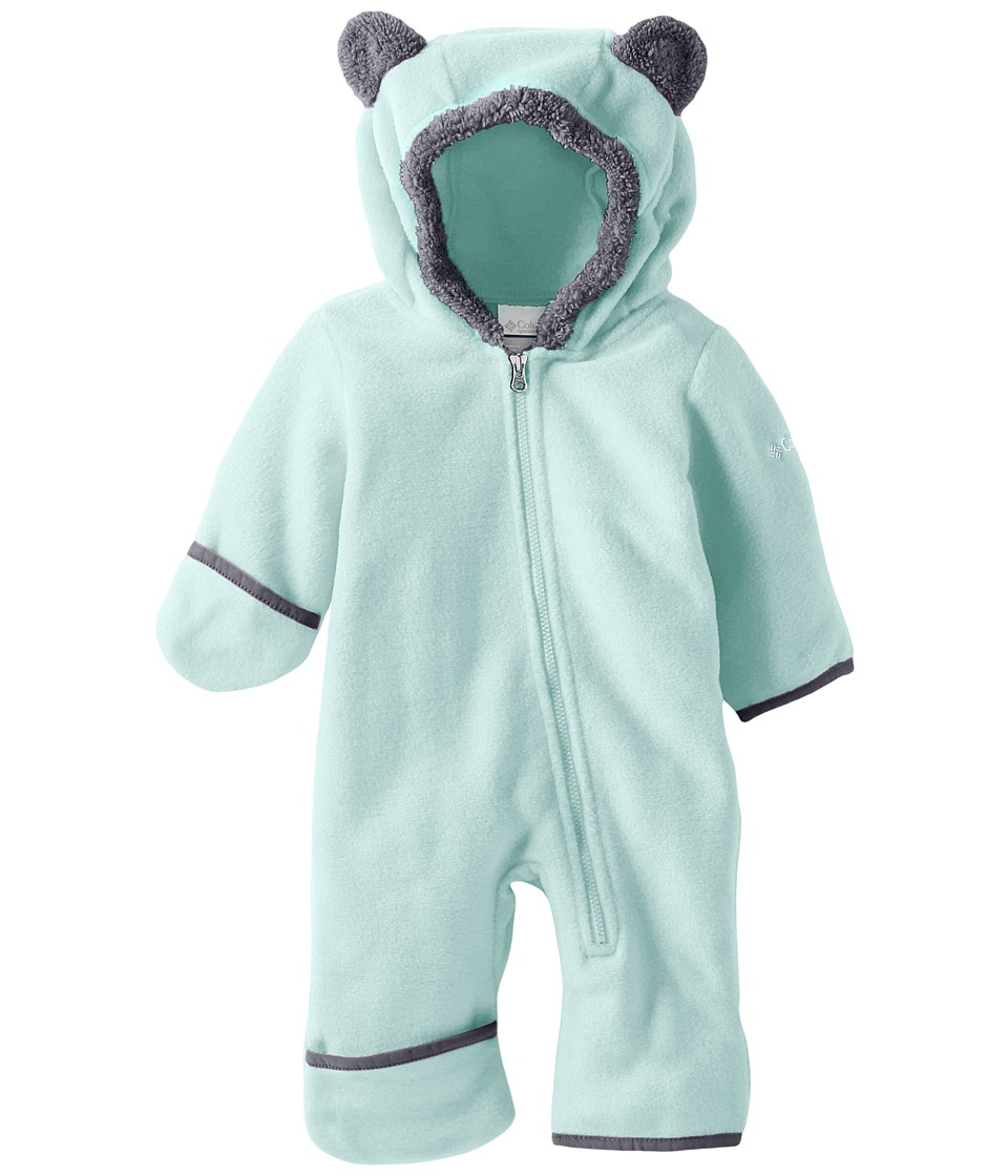 Columbia Kids - Tiny Bear II Bunting (Infant) (Spray) Kid's Jumpsuit & Rompers One Piece