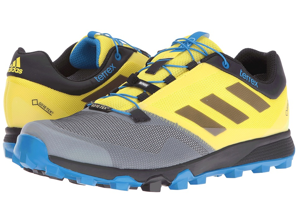 adidas Outdoor - Terrex Trailmaker GTX (Bright Yellow/Black/White) Men's Running Shoes