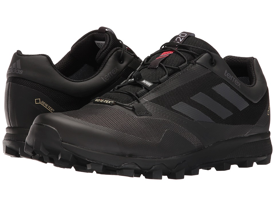adidas Outdoor - Terrex Trailmaker GTX (Black/Vista Grey/Utility Black) Men's Running Shoes