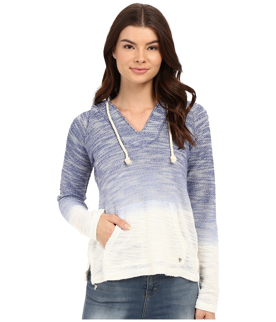 Billabong - Surf Tripper Pullover (Blue Cruz) Women's Sweatshirt