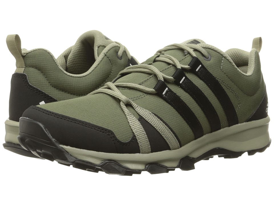 adidas Outdoor - Tracerocker (Base Green/Black/Tech Beige) Men's Running Shoes