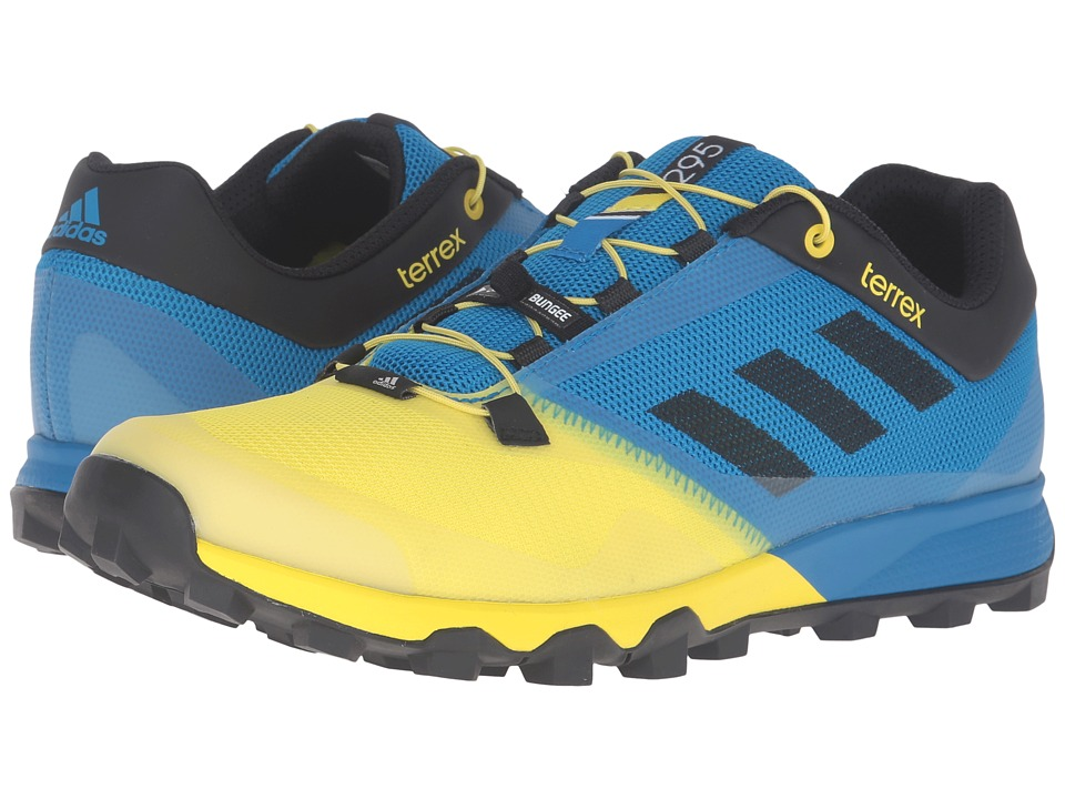 adidas Outdoor - Terrex Trailmaker (Shock Blue/White/Bright Yellow) Men's Running Shoes