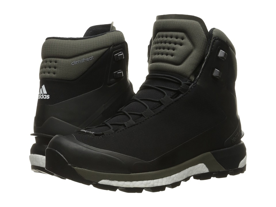 adidas Outdoor - Terrex Tracefinder CH (Black/Utility Grey/White) Men's Cold Weather Boots