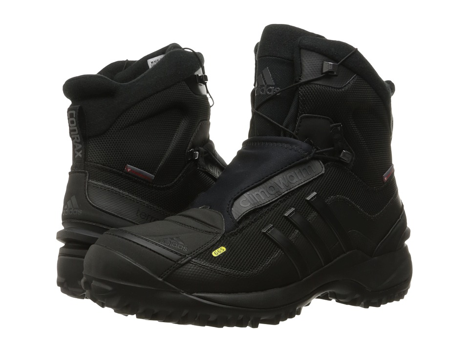 adidas Outdoor Terrex Conrax CH CP (Black/Black/Night Metallic) Men