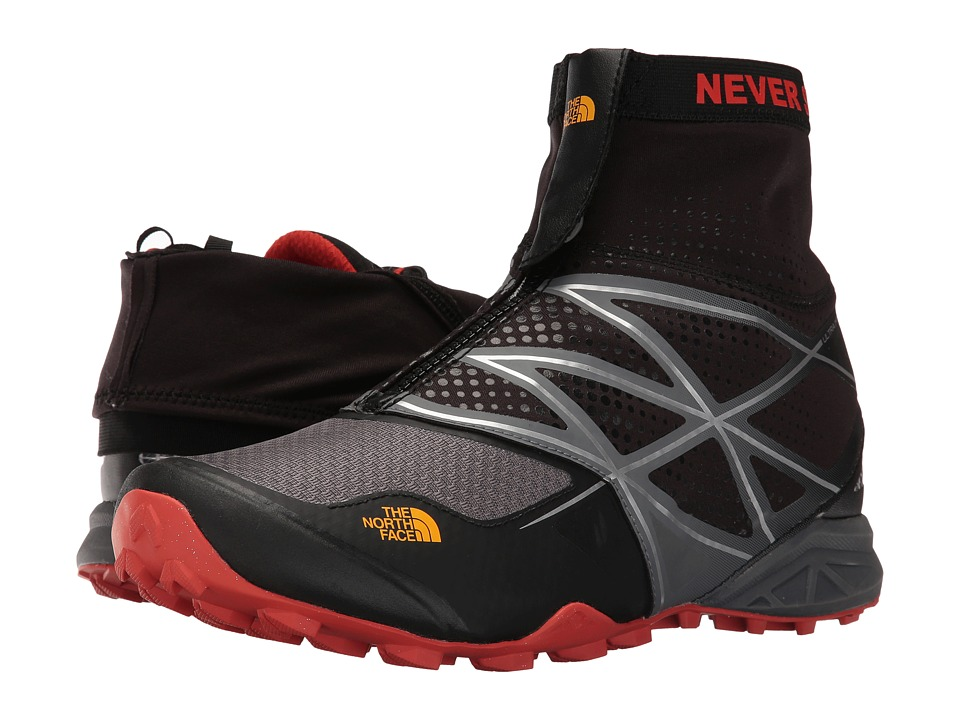 The North Face - Ultra MT Winter (TNF Black/TNF Yellow) Men's Shoes