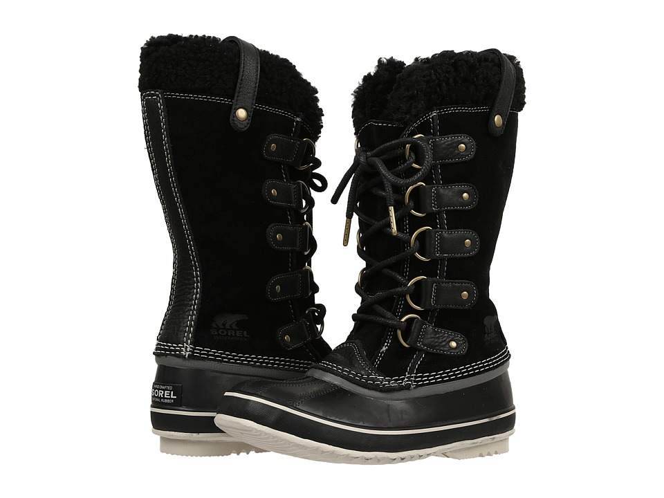 SOREL Joan Of Arctic Shearling (Black) Women