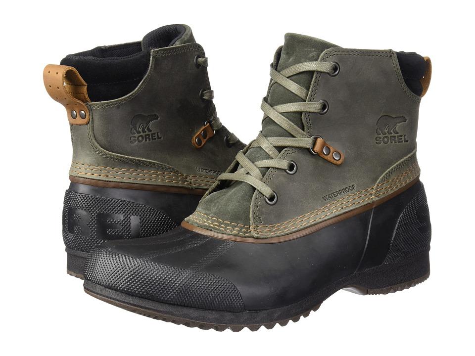 SOREL - Ankeny (Alpine Tundra/Black) Men's Boots