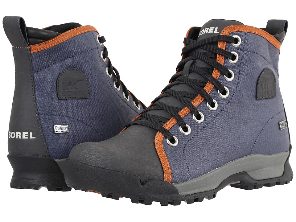 SOREL Paxson 64 Outdry(r) (Nocturnal/Bright Copper) Men