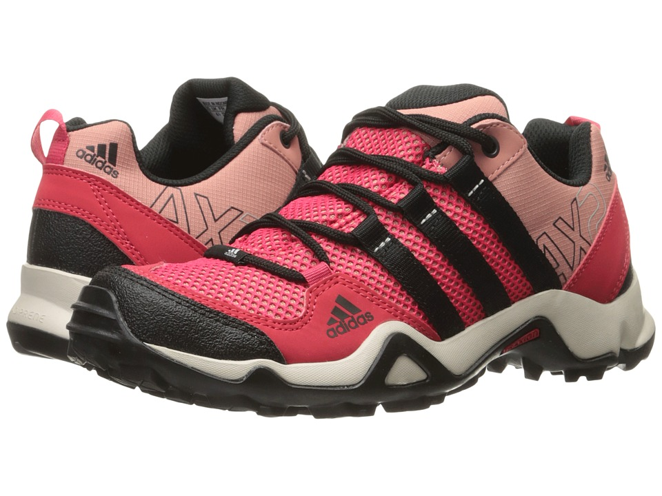 adidas Outdoor - AX 2 W (Ray Red/Black/Raw Pink) Women's Shoes