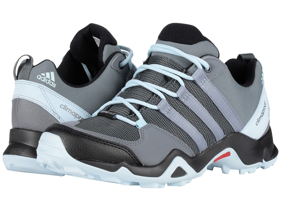 adidas Outdoor - AX 2 CP (Vista Grey/Grey/Black) Women's Climbing Shoes