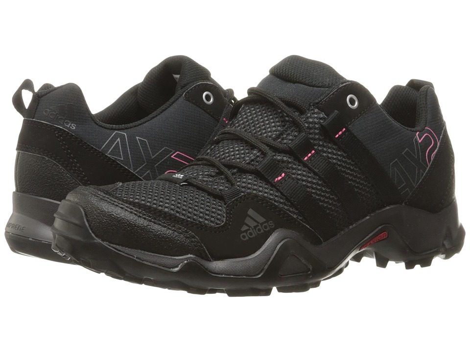 adidas Outdoor AX 2 W (Utility Black/Black/Bahia Pink) Women