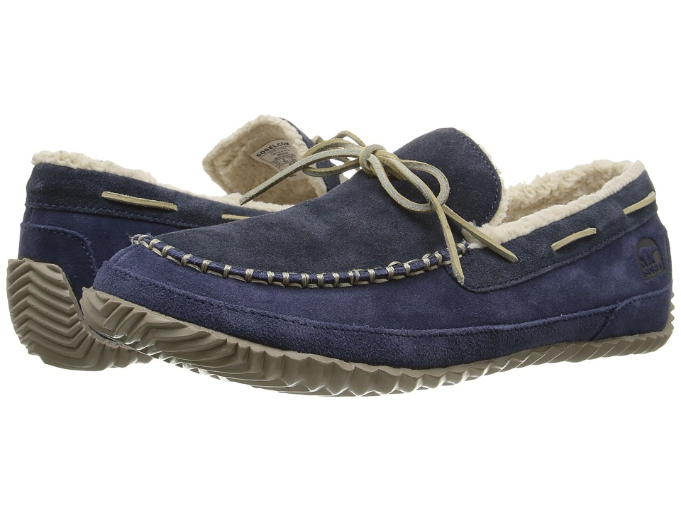 SOREL - Maddox Moc (Nocturnal/Abyss) Men's Slippers
