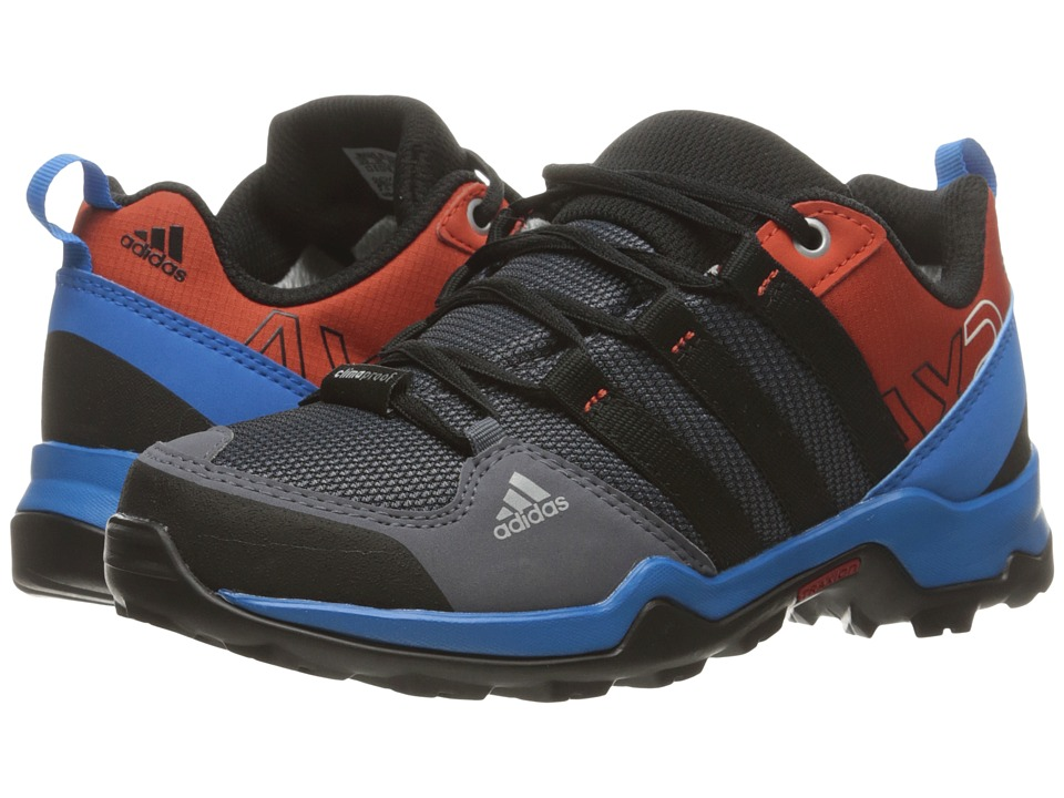 adidas Outdoor Kids - AX2 CP (Little Kid/Big Kid) (Onix/Black/Craft Chili) Boys Shoes