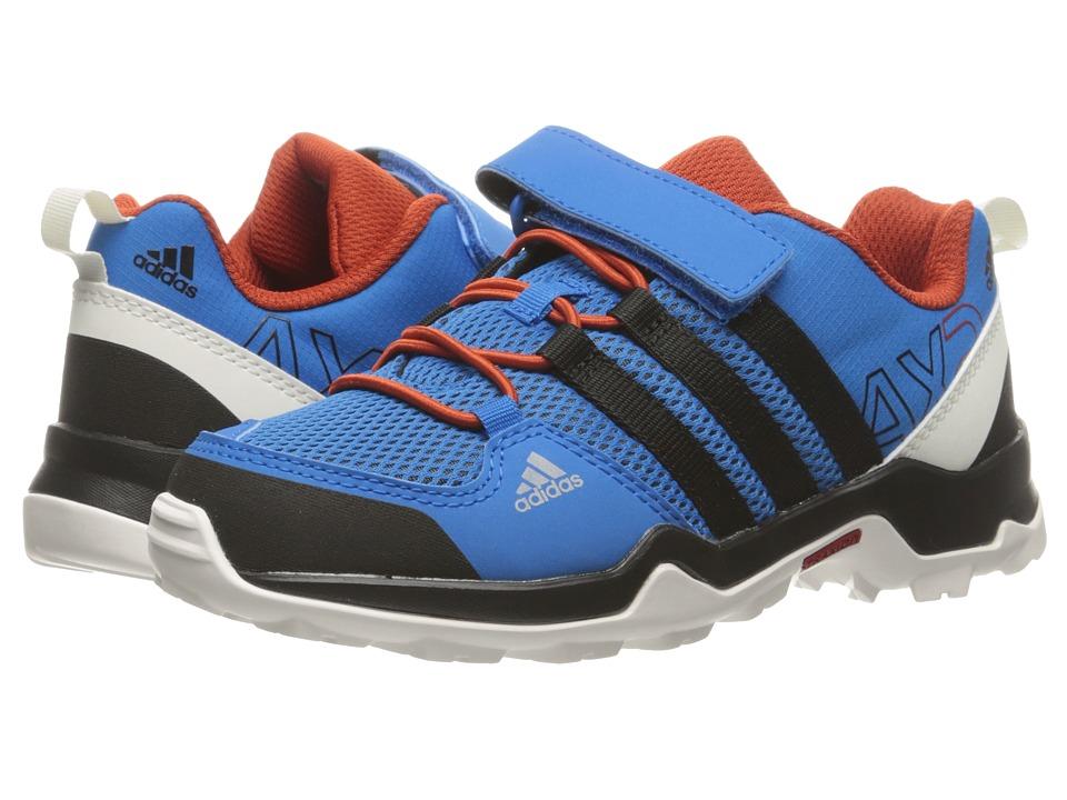 adidas Outdoor Kids - AX2 CF (Little Kid/Big Kid) (Shock Blue/Black/Craft Chili) Kids Shoes